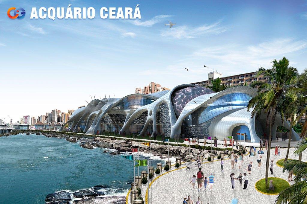 ACQUARIO CEARÁ | OBRA | CG CONSTRUÇÕES