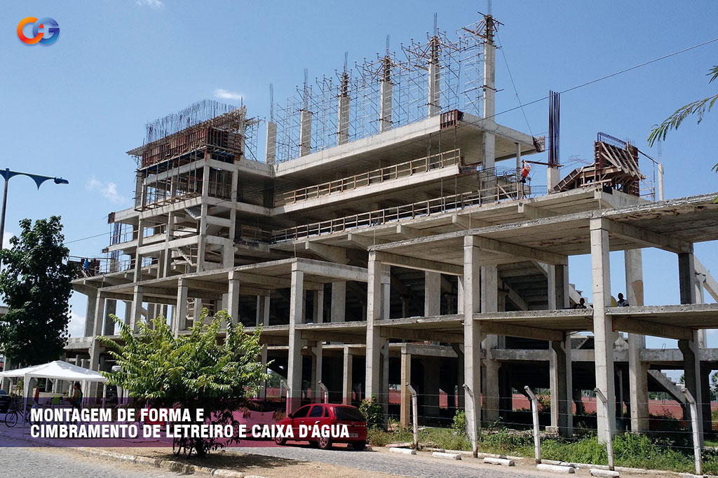 ESTÁDIO MUNICIPAL DE MARACANAÚ – CE\OBRAS\CG CONSTRUÇÕES